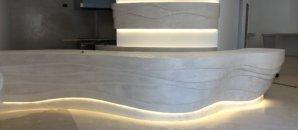 arredamento-di-interni. banconi bar personalizzati
